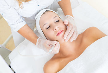 Diamond microdermabrasion services