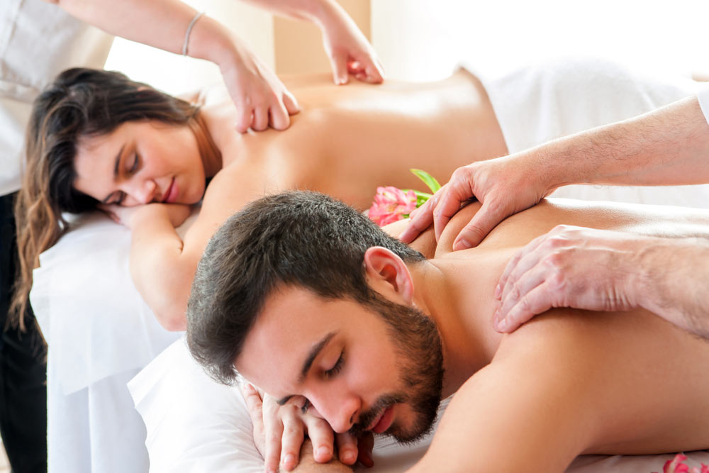 Luxurious Massage and Spa Services